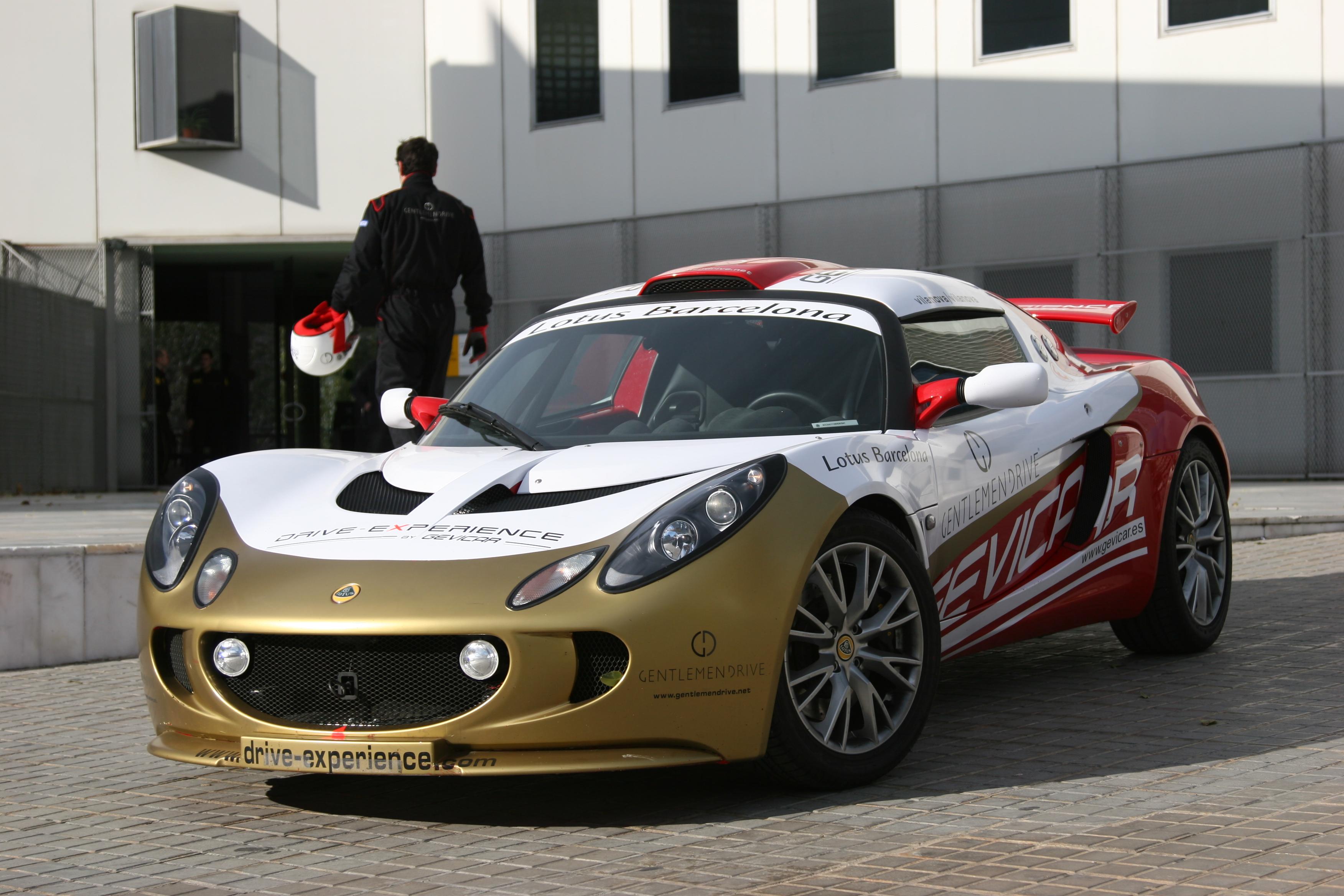 2008 Lotus Exige Cup