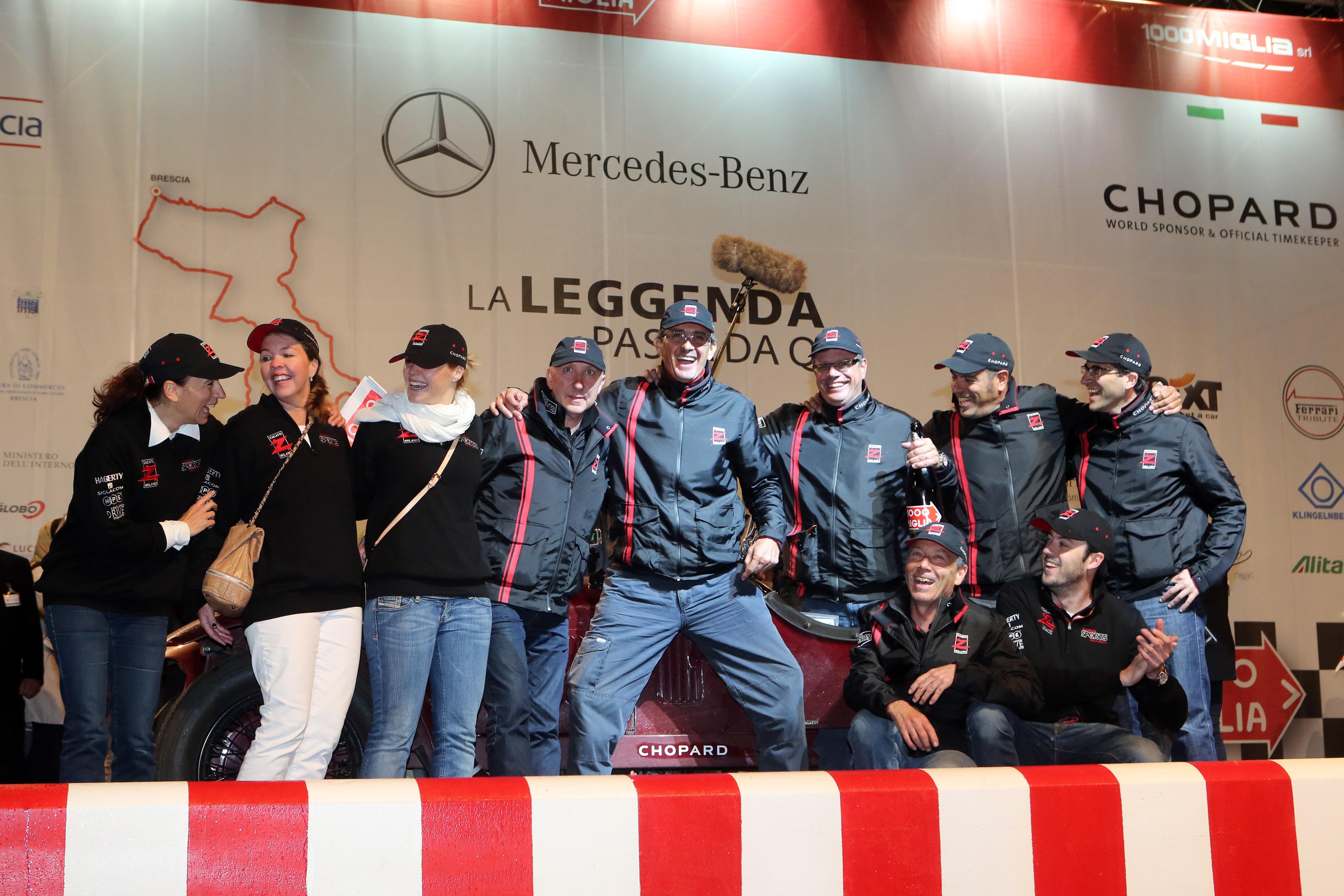Scuderia Sports Zagato