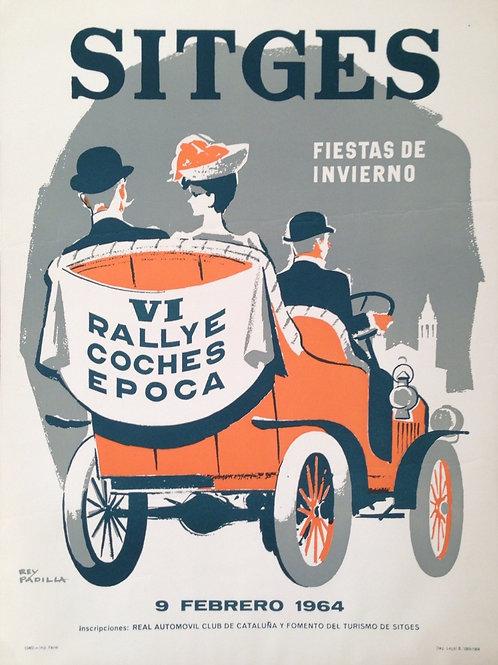 Rallye Barcelona-Sitges 1964