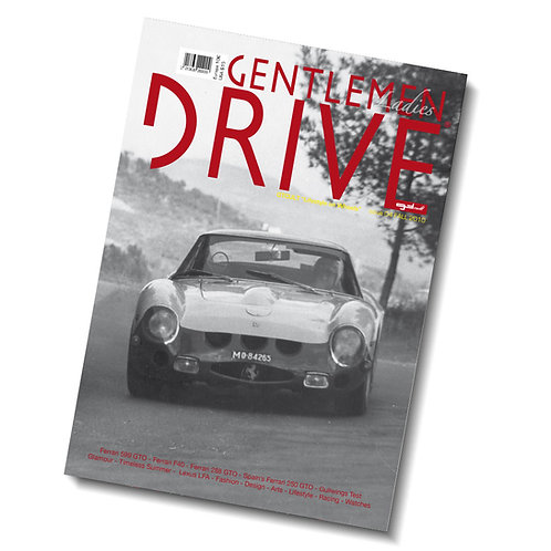 Gentlemen Drive Magazine issue #04