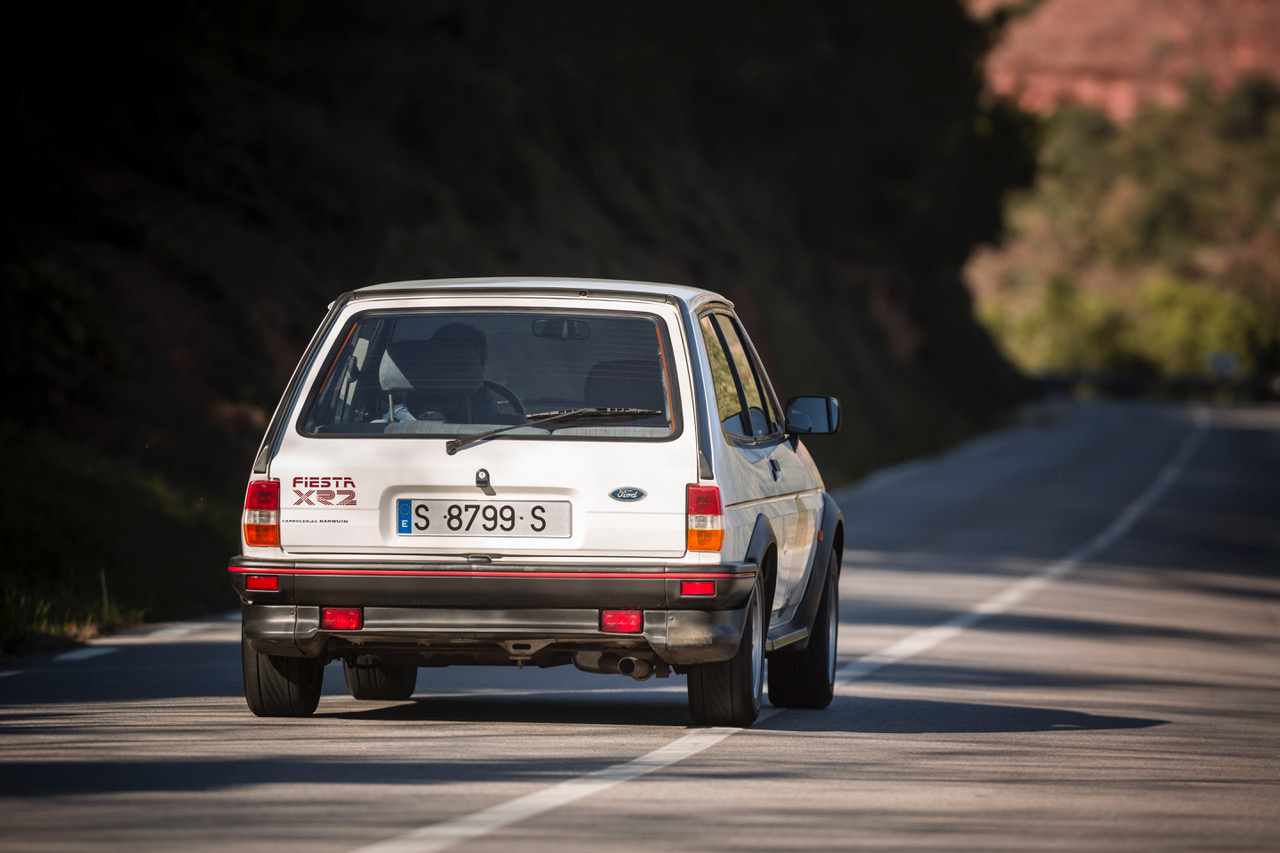 1988 Ford Fiesta XR2