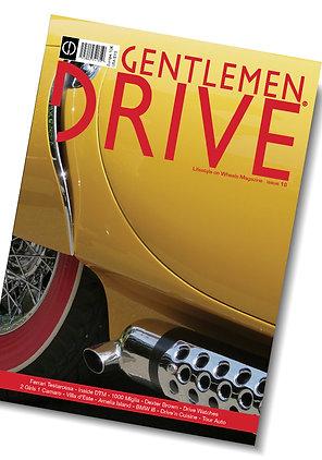 Gentlemen Drive Magazine issue #18