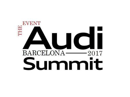 Gentlemen Drive Magazine attends Audi Summit / Barcelona 2017