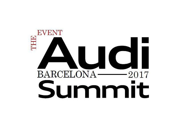 Gentlemen Drive Magazine attends Audi Summit / Barcelona