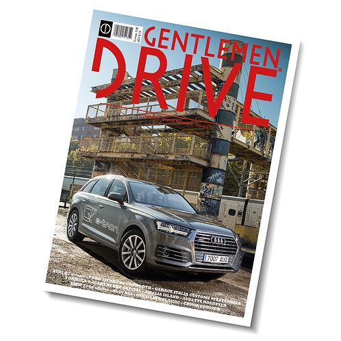 Gentlemen Drive Magazine issue #21