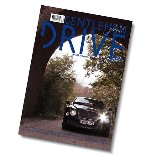 Gentlemen Drive Magazine issue #05