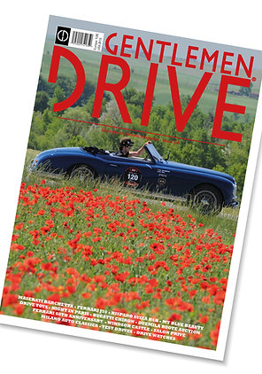 Gentlemen Drive Magazine issue #24