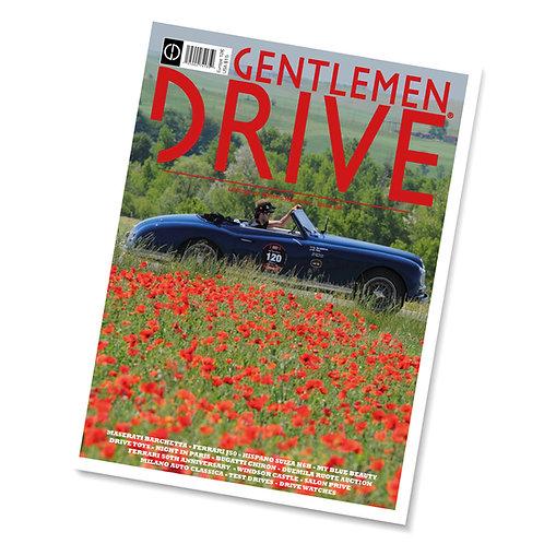 Gentlemen Drive Magazine issue #24