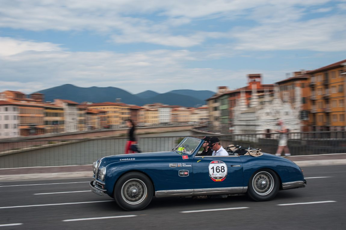 1948 Alfa Romeo 6C2500SS Pininfarina
