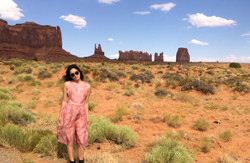 Hannah Monument Valley