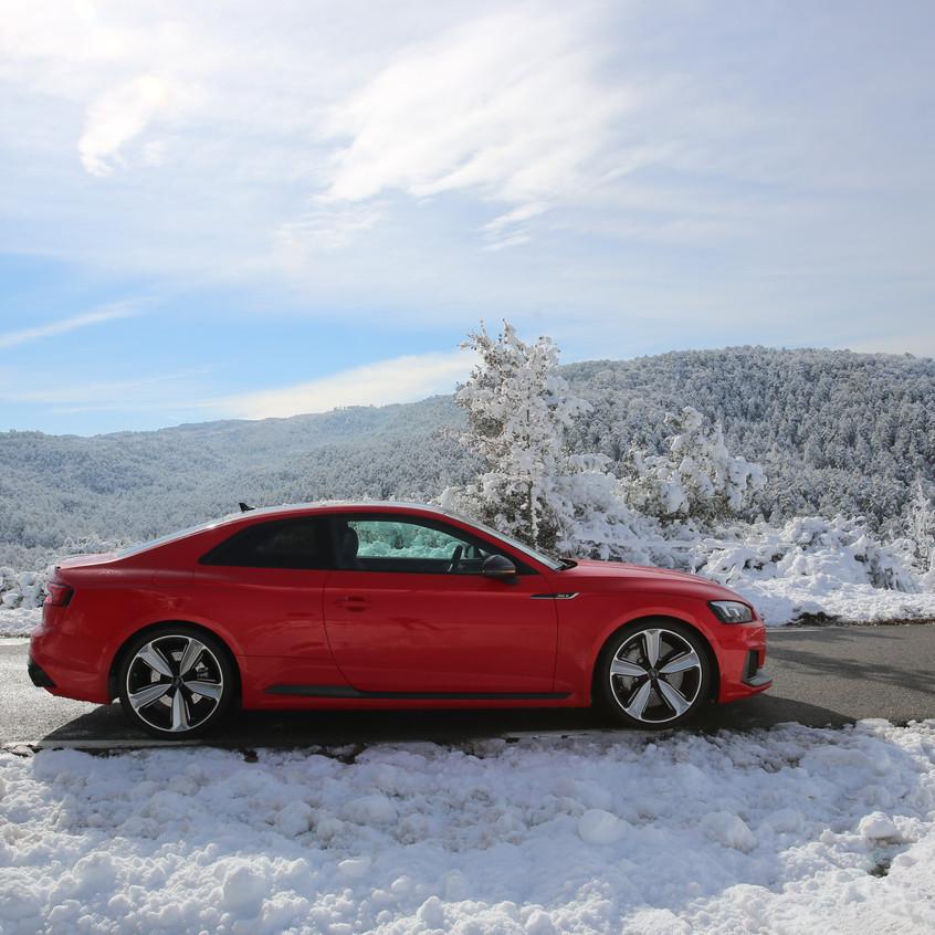 - Audi RS5 Gentlemendrive