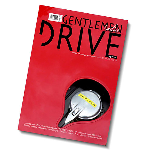 Gentlemen Drive Magazine issue #03