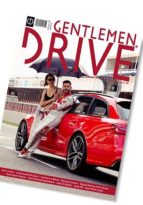Gentlemen Drive Magazine issue #19