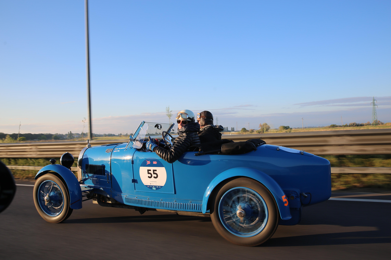 Mille Miglia 2019 - 1928 Bugatti T40