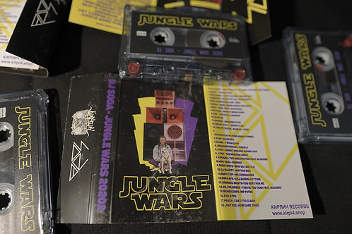 V.A. - Jungle Wars (compilation by Soda)