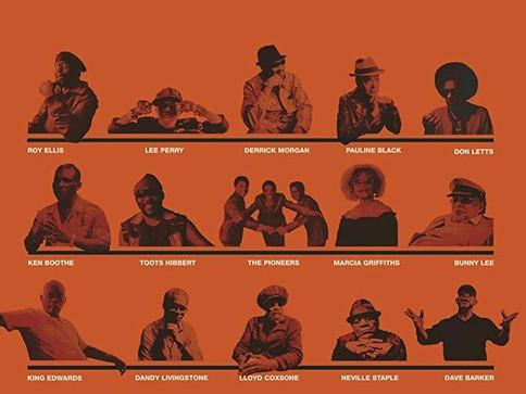 Документальный фильм Rudeboy: The Story of Trojan Records о истории ска/регги музыки.
