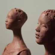 Model for Bronze Figures