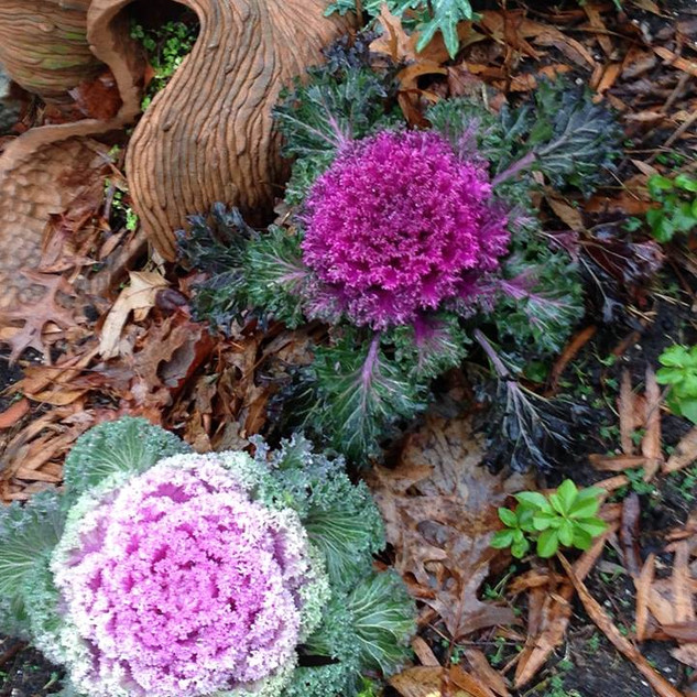 Garden Baubles