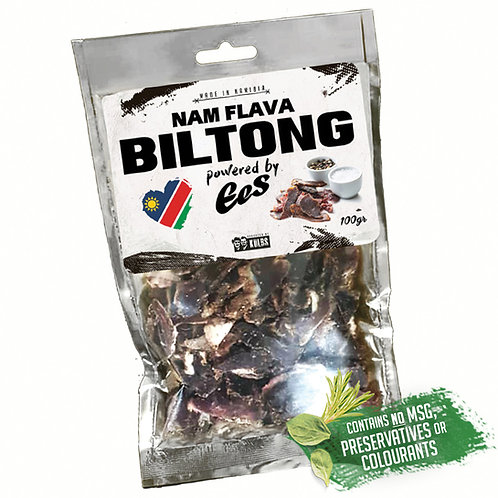 Nam Flava Biltong by EES