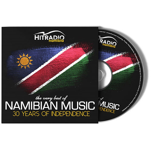 Best of 30 Years Namibian Music