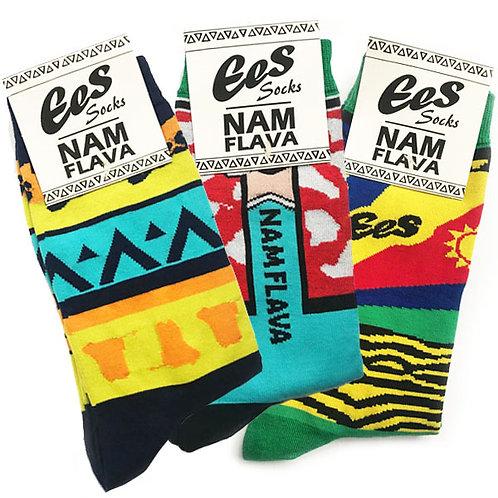 EES Socks – NamFlava 3 in 1