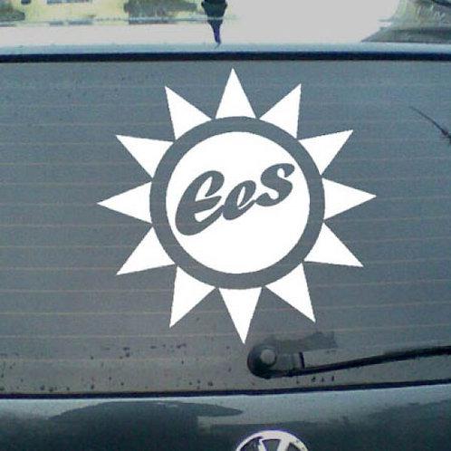 Car Sticker – (EES Sun)