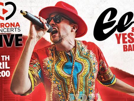 EES livestream at www.Corona-Concerts.eu