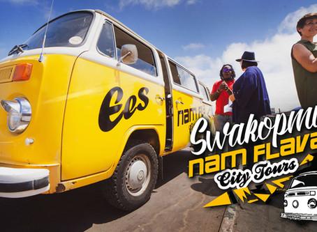 """NAM FLAVA"" City Tours now in Swakopmund"