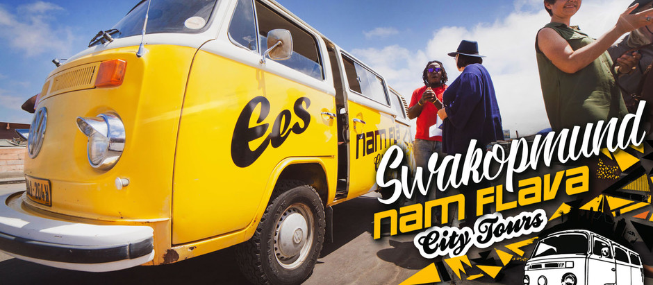 """NAM FLAVA"" City Tours now in Swakopmund"