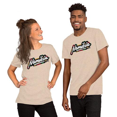 Namibia Short-Sleeve Unisex T-Shirt