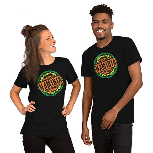 Welcome to Namibia Unisex T-Shirt