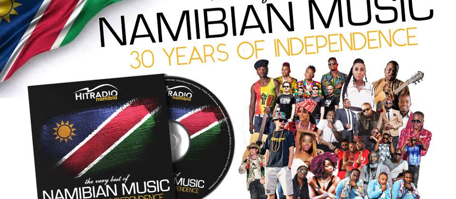 30 YEARS NAMIBIAN MUSIC