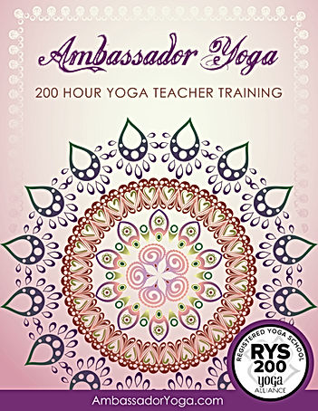 Ambasador Yoga Awakeing Grace 200hr Yoga Teacher Training