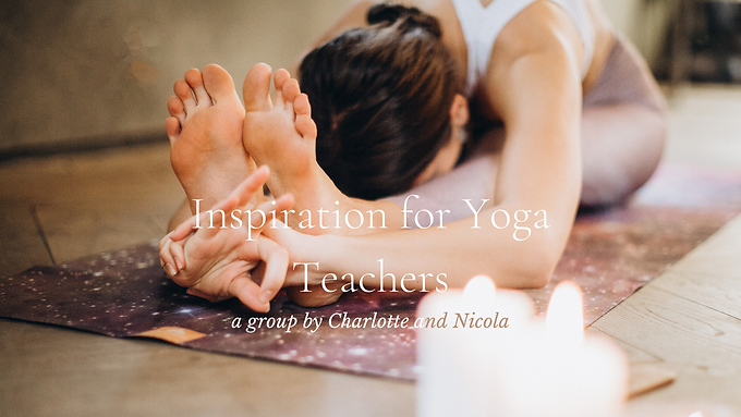 Inspiration for Yoga Teachers Facebook C
