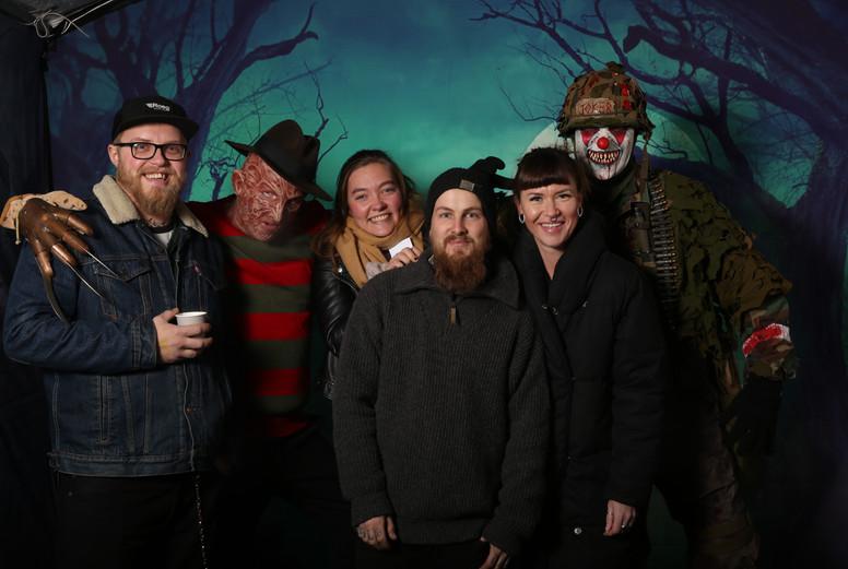 Halloween 2019 i Berglundvegen 6