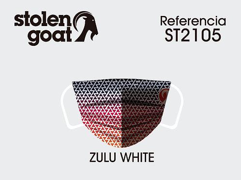 ZULU WHITE (MASK ONLY)