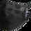 Thumbnail: Black Polka Dots  (Adult and Kid Sizes)