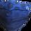 Thumbnail: Blue Polka Dots  (Adult and Kid Sizes)