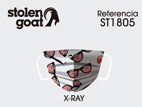 X-RAY (MASK ONLY)
