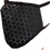 Thumbnail: Anti-Fluids Mask-Black/Silver Hexagons