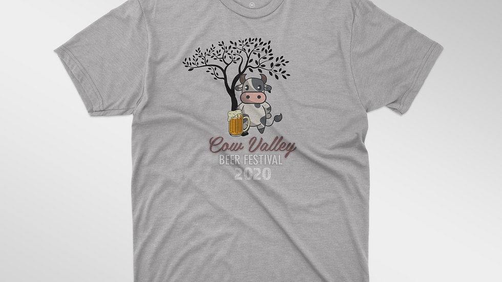 Cow Valley T-Shirt