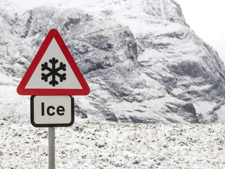 Much Of The UK To Be Hit By Cold Snap Amid Ice Warnings For Roads