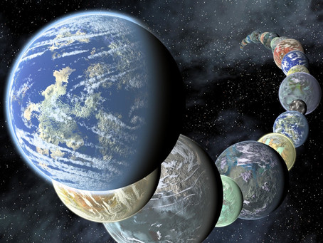 Earth Remained Habitable For Billions Of Years 'Because Of Good Luck'