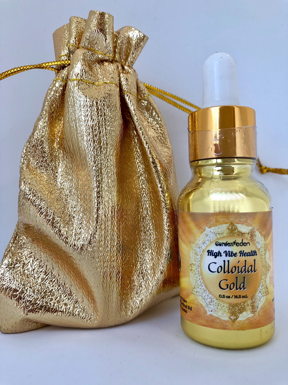 Colloidal Gold Garden of Eden