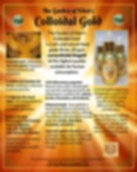 Garden of Eden Colloidal Gold Display.pn