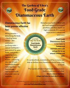 Garden of Eden Diatomaceous Earth