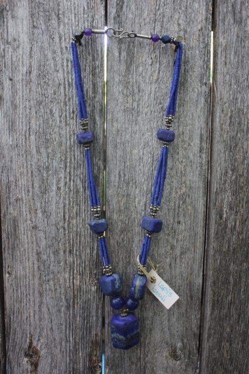 Pure Lapis Lazuli Necklace