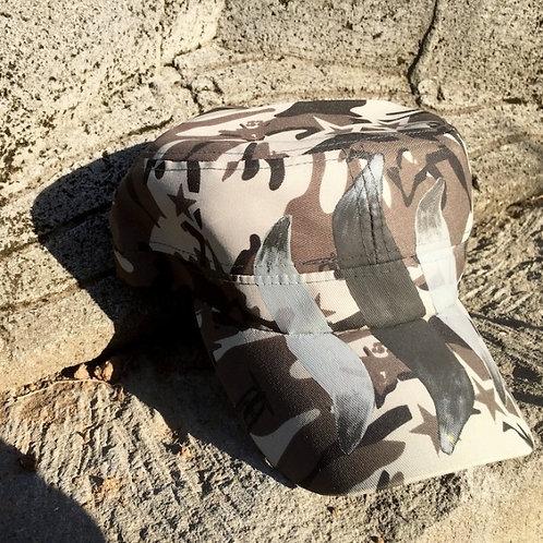 SteemGear RAWK Camo Cap