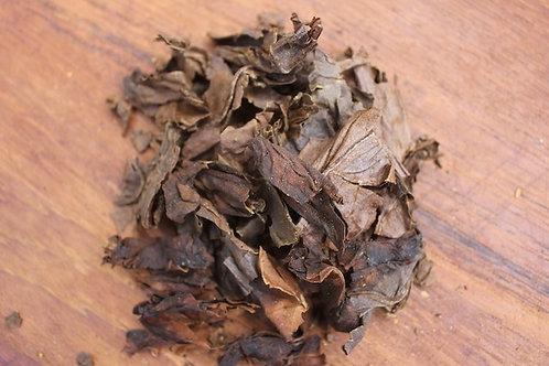 Organic Homegrown Dark Tobacco - Broken Leaf