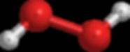 Garden of Eden Hydrogen Peroxide Molecul
